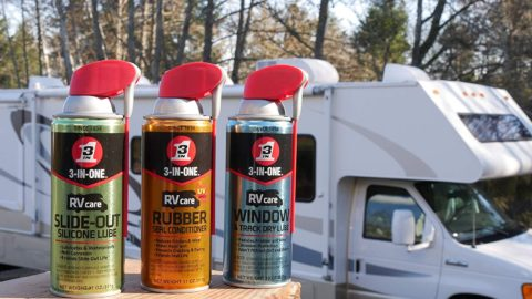 3-in-1 RV slide-out lubricant by RVcare
