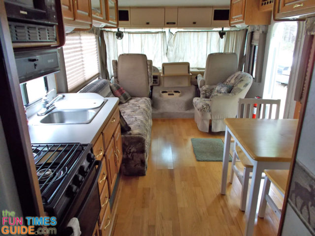 rv gas mileage tips for balancing rv fuel economy with. Black Bedroom Furniture Sets. Home Design Ideas