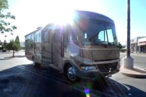 Leaving Your RV In Arizona? Then It Must Be Registered There