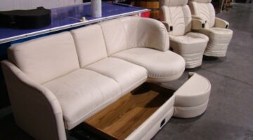 Make Your RV Inviting Again By Replacing That Old Tired RV Furniture