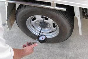 RV Tire Pressure Monitoring Systems Give You Enough Time To Save The Tire
