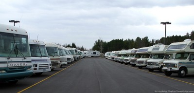 a reputable rv dealership uses fair rv prices