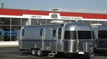 Classic Airstream Trailers – Always A Good RV Choice