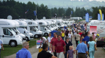 Annual RV Shows Across The USA – A List Of Upcoming RV Events