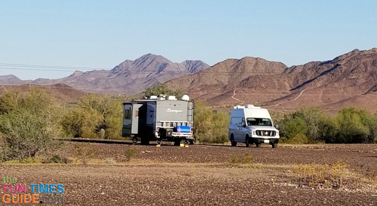 A Full Time Rver Compares Off Grid Rv Living Vs On Grid Rving In Arizona The Costs Pros And Cons Associated With Each The Rving Guide