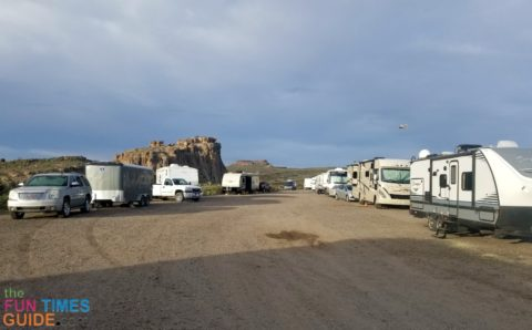 When living off the grid in your RV, you basically have 3 choices for places to stay -- for free or cheap RV camping.