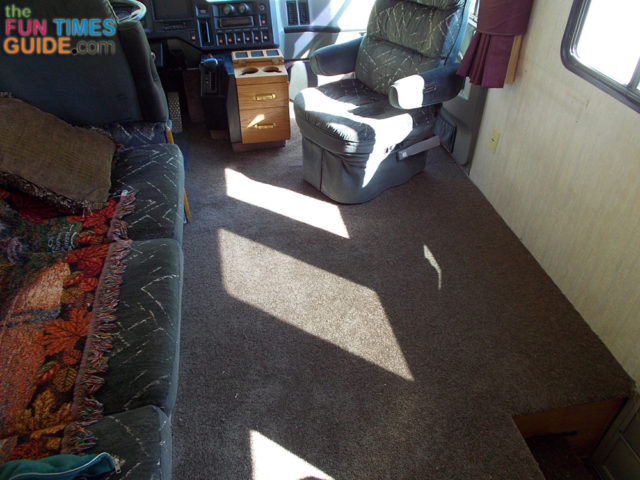 Need New Rv Carpet Here S How To Install Carpet In Your