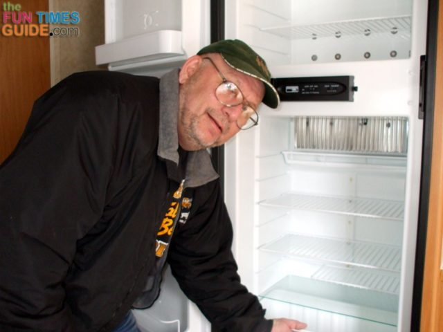 Diy Rv Refrigerator Repair Amp Troubleshooting Guide Start