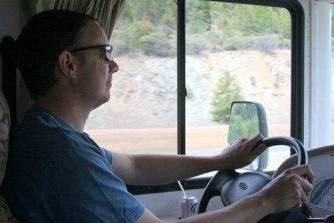 driving-an-rv-motorhome