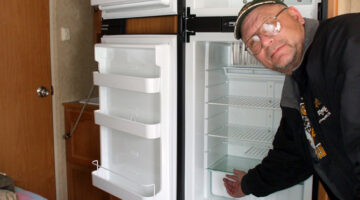 RV Refrigerator Stop Working? Tips For Repairing vs Replacing It