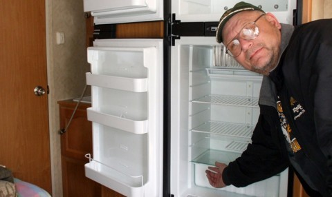 RV refrigerators can fail for a number of reasons. See when to repair versus when to replace your RV refrigerator.