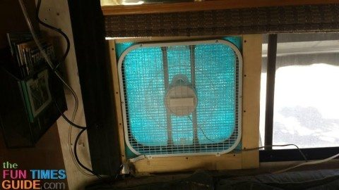 Diy Evaporative Cooler How To Make A Swamp Cooler For