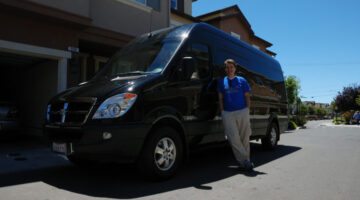 Dodge Sprinter – A New Platform For Class B Motorhomes