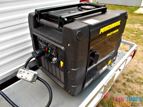 Portable RV generators need to run regularly in order to last a long time.