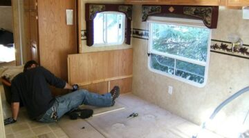 How To Remodel RVs & Motorhomes Yourself (…See How I Remodeled Two 5th Wheel Trailers)