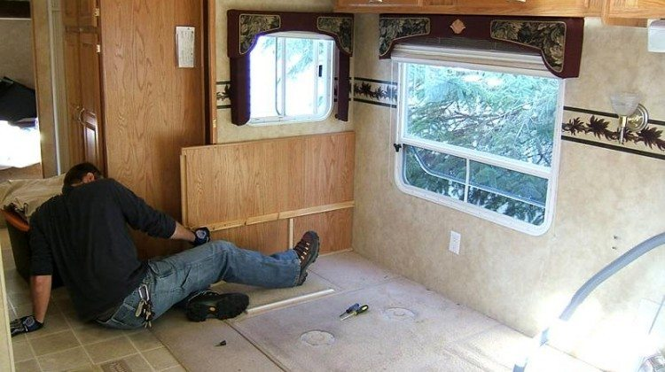 How To Remodel RVs & Motorhomes Yourself (…See How I Renovated Two 5th Wheel Trailers)