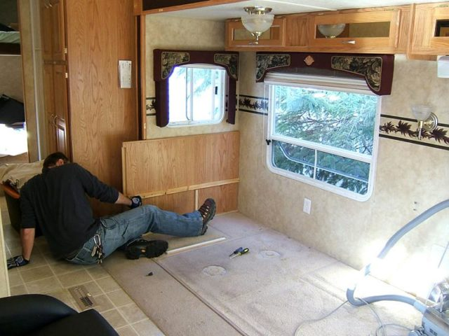 Remodel Rv By J2davis2005