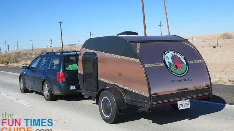 All About Buying & Building Teardrop Campers, Affordable Teardrop Trailer Alternatives, And Where To Rent A Teardrop Trailer In The U.S.