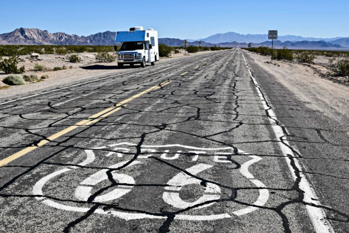 Many people would enjoy the opportunity to travel Route 66 and other bucket list sites in an RV.