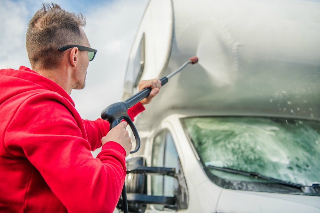 Don't overlook all of the routine RV maintenance that needs to be done year-round.