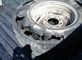 Got Run Flat Tires On Your RV? Better Install A Tire Pressure Monitoring System!