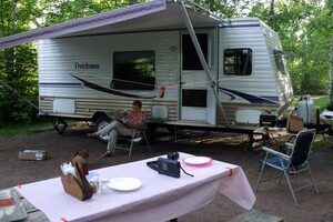 RV Awning Tips To Avoid Damage In High Winds