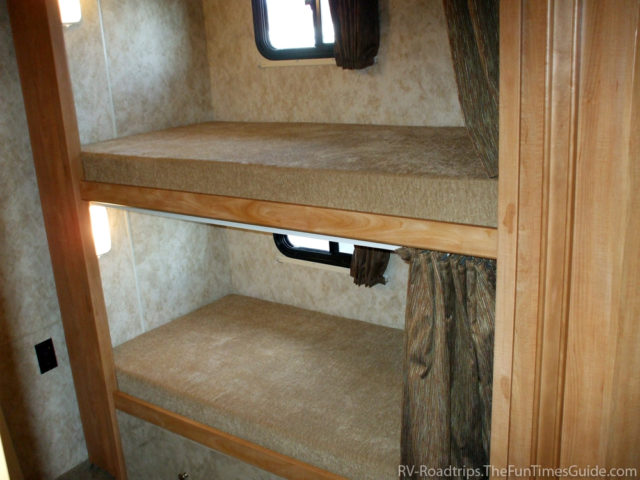 class a rv with bunk beds and washer dryer 2