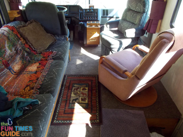 Need New RV Carpet? Here's How To Install Carpet In Your Motorhome