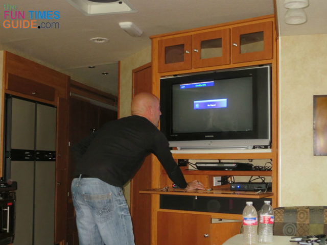 Your Rv Entertainment System What You Need To Know About