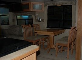 How To Keep Loose RV Furniture From Flying When You Hit The Brakes