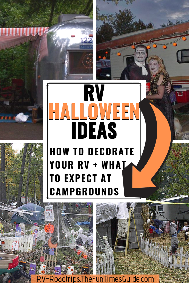 An RVer\'s Guide To Spooky Halloween Fun At Your Campsite