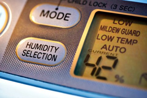Just like in your home, it's best to keep the humidity level inside your RV around 50%.