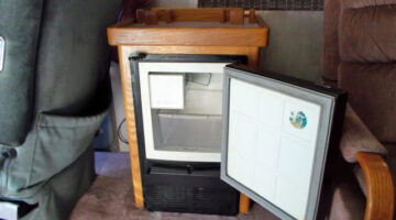 How To Remove An Unwanted RV Ice Maker