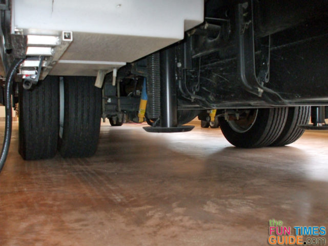 Rv Leveling Systems What You Need To Know The Rving Guide