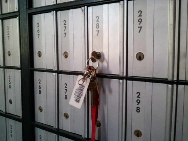 how to get a physical address from a po box