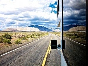 Tips for using your RV mirrors most effectively. photo by chrisleishman on Flickr