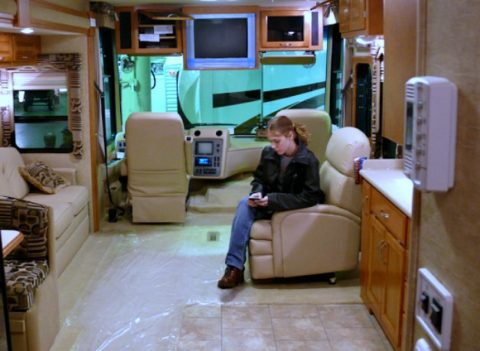 How long do RV components including electrical components last?