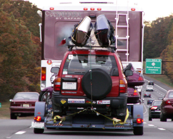 RV Double Towing & Triple Towing Laws By State And By Vehicle - See If It's Legal To RV Triple ...