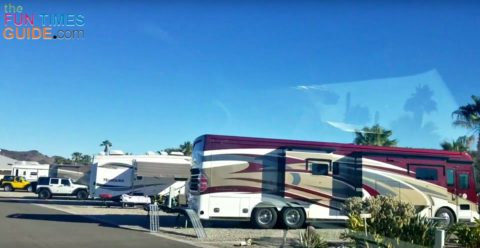 See how much it costs to stay on-grid in an RV park.
