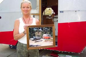 How To Securely Hang Pictures When Decorating Your RV Interior