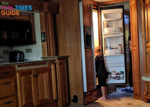 What is the average lifespan of an RV refrigerator?