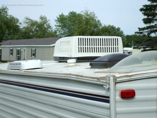 How to replace rv rooftop vents and breathers the rving guide for How to replace rv bathroom vent cover