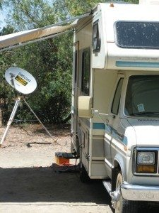 rv-satellite-receiver