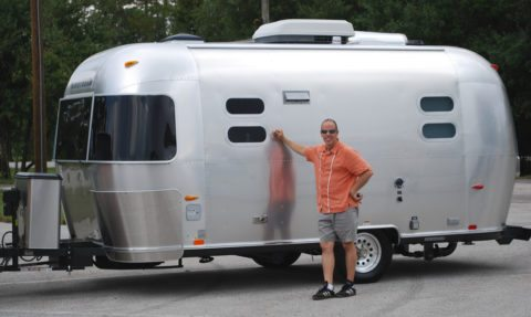 Every travel trailer and motorhome needs an RV alarm system