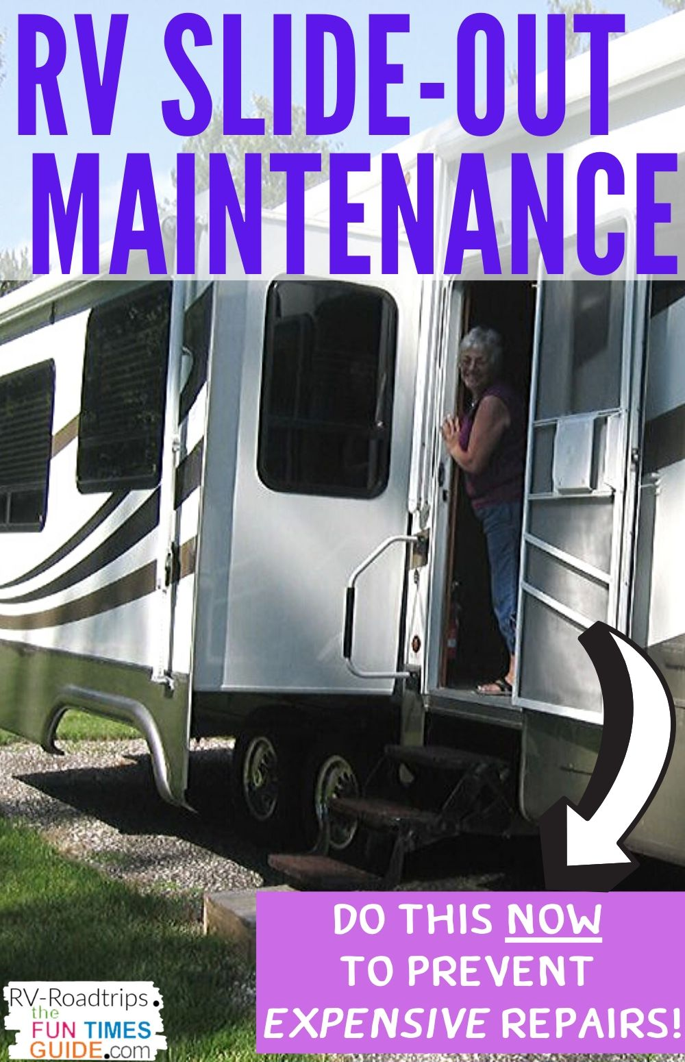 RV Slide-Out Maintenance Tips + 4 Ways To Avoid Expensive RV Slide-Out Repairs