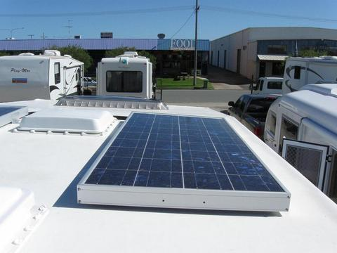 How To Install RV Solar Panels For Electricity On The Road, Camping