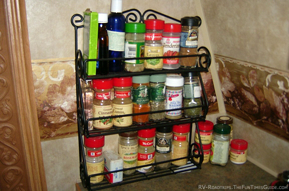 Equipping Your RV Kitchen Tips For Storage Organization Aboard