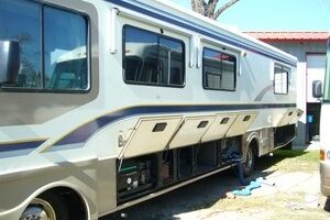 Warning: Most RV Storage Compartments Use The Same Key!