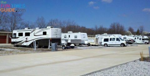 RV storage lots aren't all that safe. Here's what you need to know!