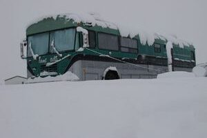 Winter RV Storage Alert!  Any Food Left In Your RV Will Cause A Mice Problem